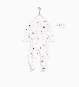 pyjama morpion Zara